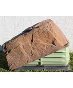 Faux Rock Cover - Oblong