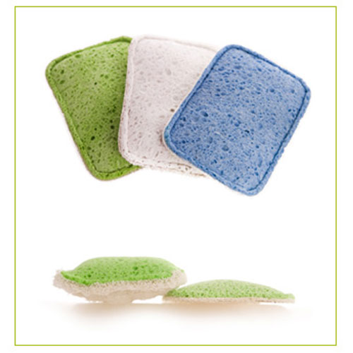 Flip Loofah Sponge In Cleaning Cloths And Wipes
