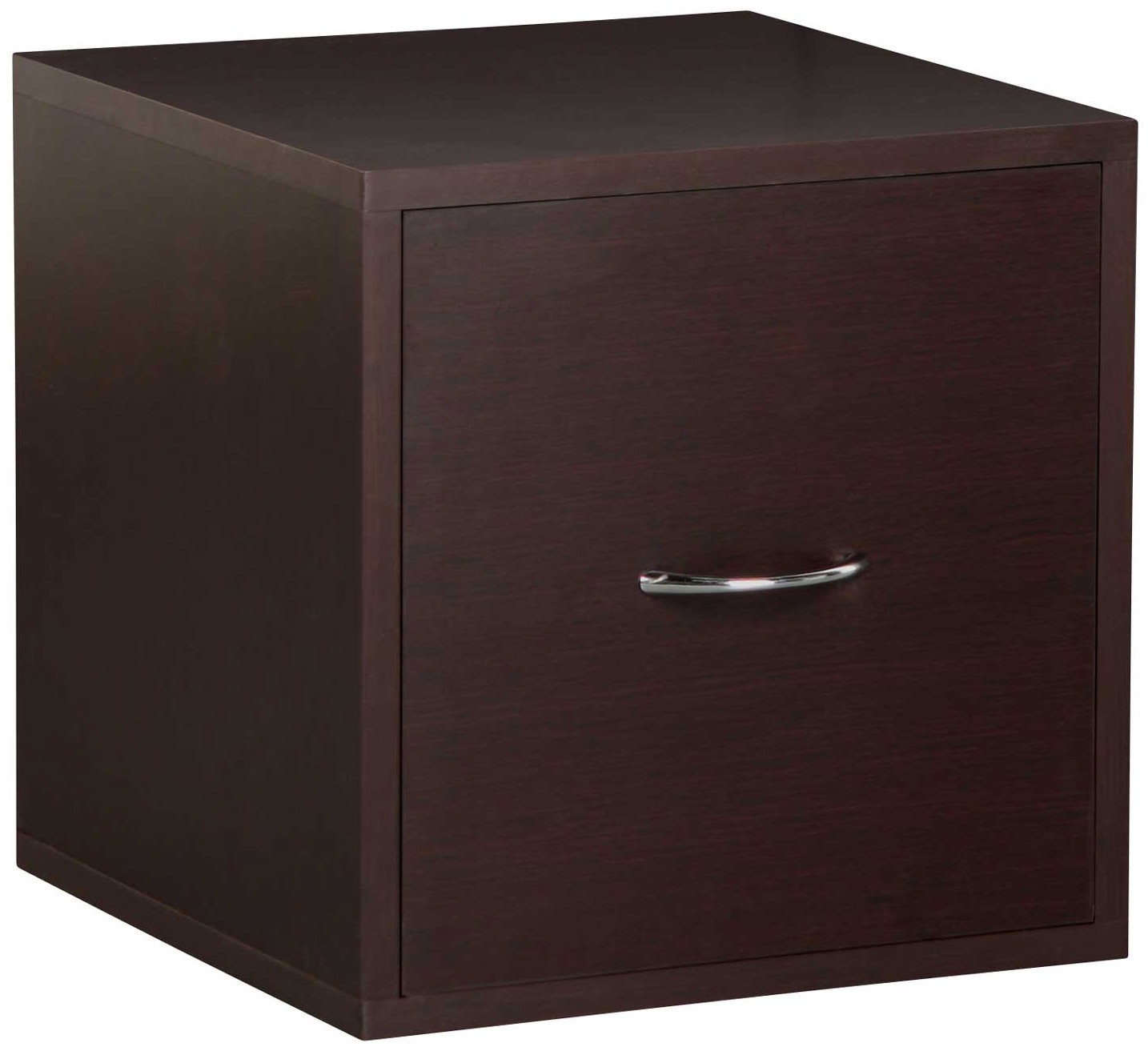 File Drawer Cube In Closet Modular Storage