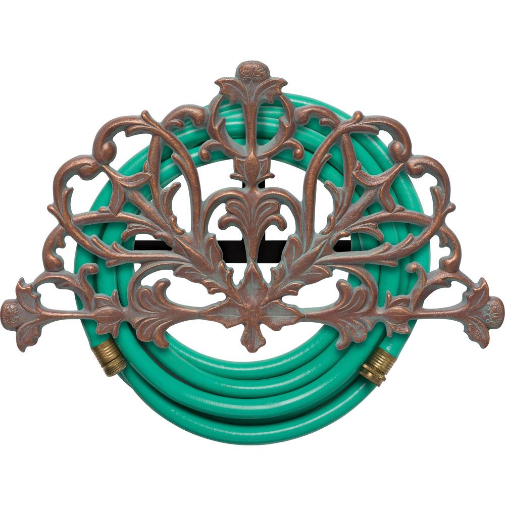 Filigree Garden Hose Holder Image