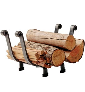Fireplace Log Rack Image