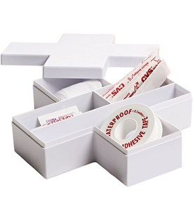 First Aid Storage Box Image