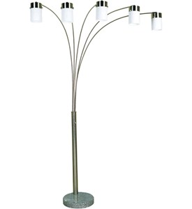 Five Light Floor Lamp Image
