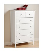 Five Drawer Dresser - Berkshire