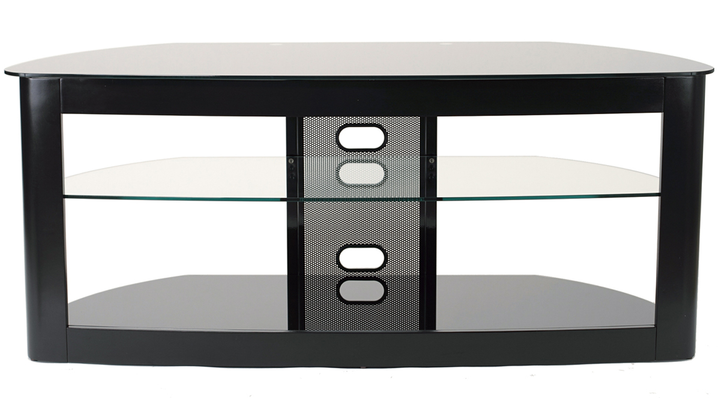 Flat panel tv stand by transdeco in tv stands for Flat screen tv console cabinet