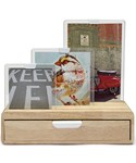 Floating Photo Frame - with Drawer
