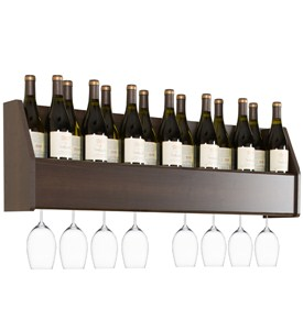 Floating Wine Rack Image