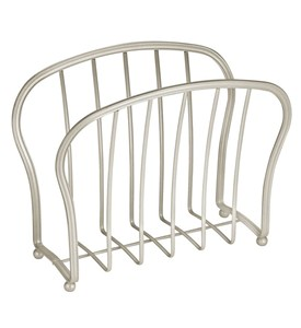 Floor Magazine Rack - Satin Image