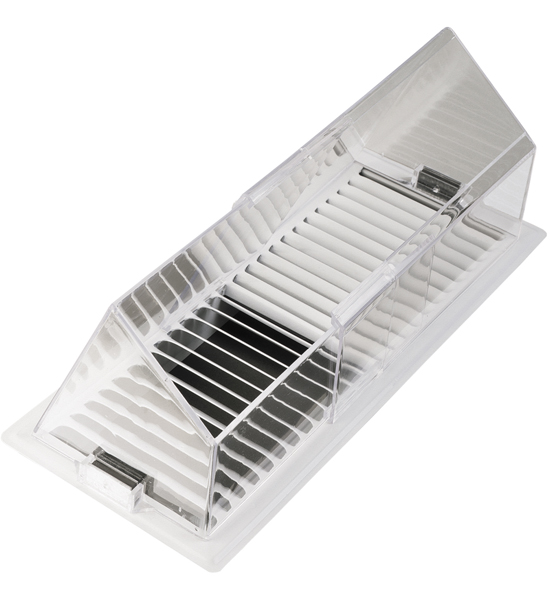 Floor Register Air Deflector In Air Vents And Registers