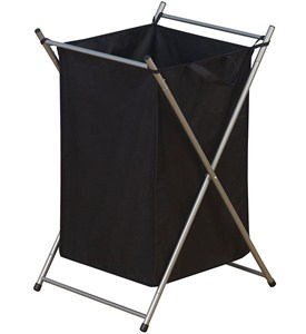 Foldable Hamper - Metal Image