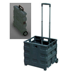 Pack and Roll Folding Utility Cart Image