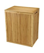Laundry Hamper - Folding Bamboo