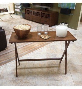 Folding Buffet Table Image