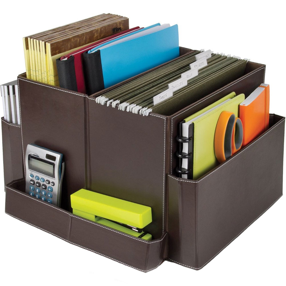 Folding Desktop Organizer In Desktop Organizers