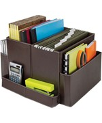 Folding Desktop Organizer