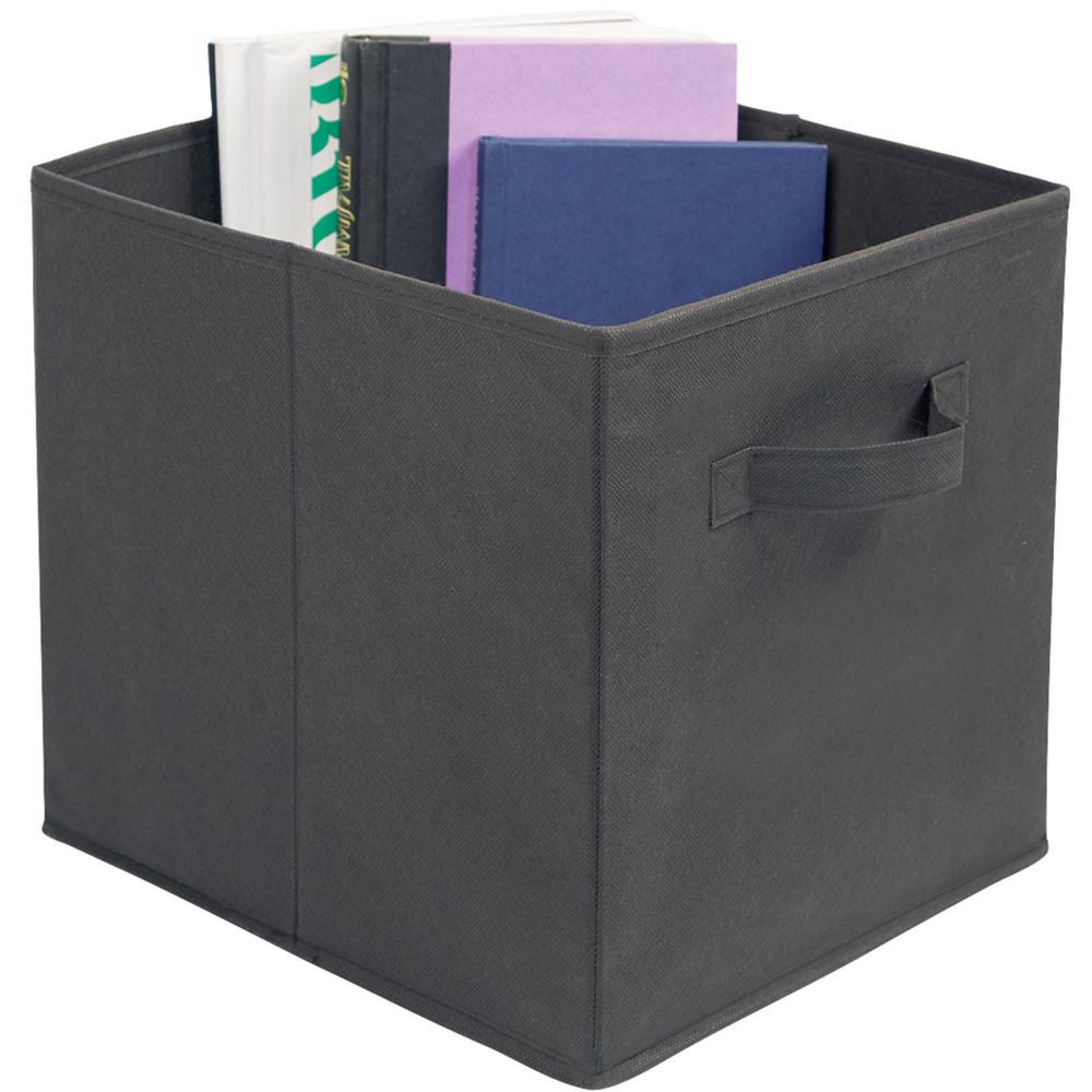 Folding Storage Bin In Shelf Bins