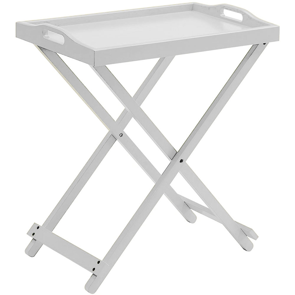 Folding Tray Table Price: $39.99