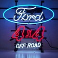 Ford 4 X 4 Off Road Neon Sign by Neonetics