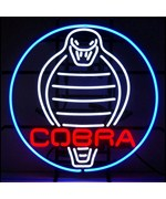 Ford Cobra Neon Sign - by Neonetics - 5COBRA