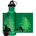 Stainless Steel Water Bottle - Forest