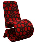 Forte Fabric Accent Chair by Wholesale Interiors