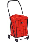Four-Wheel Mini Shopping Cart - Liner