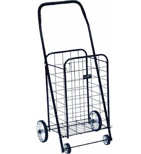 Four-Wheel Mini Shopping Cart Image