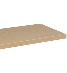freedomRail 8 Inch Solid Shelf - Maple Image