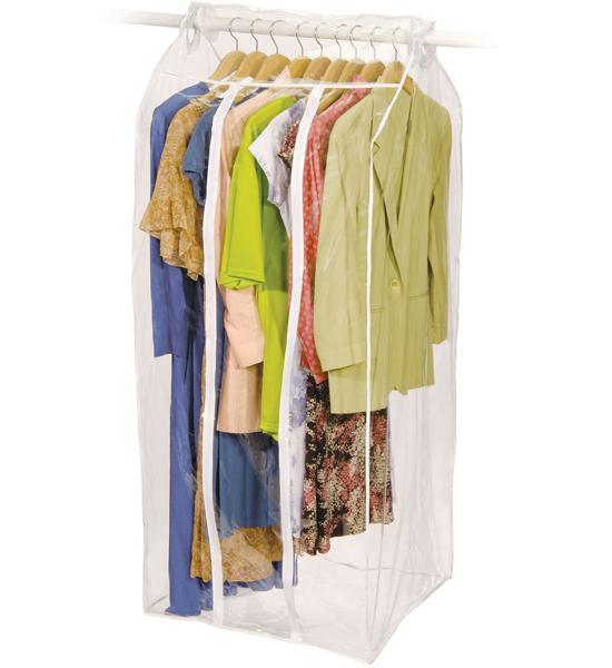 Frameless Jumbo Dress Bag In Garment Bags