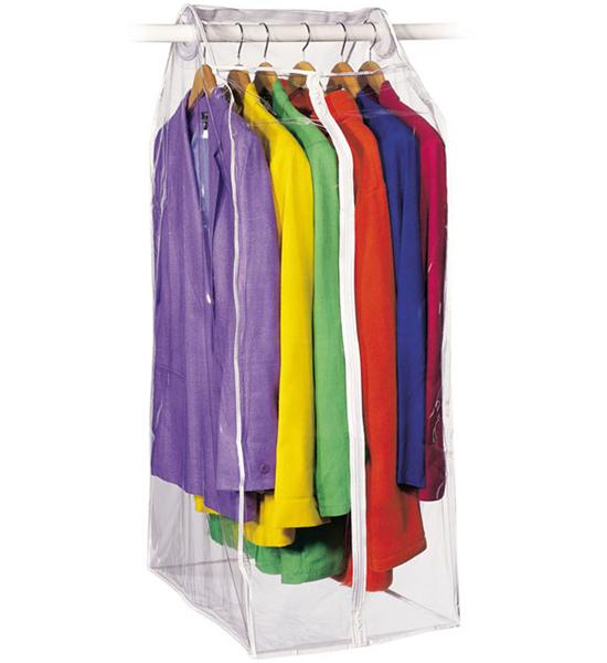 frameless suit bag in garment bags