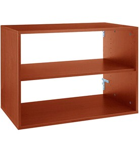 freedomRail Big O-Box Shelf Unit - Cherry Image