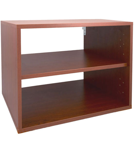 freedomrail obox shelf unit cherry