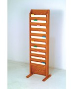 Literature Rack - Freestanding
