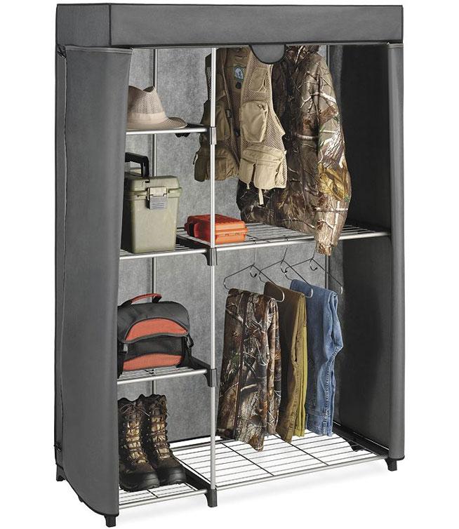 ... Free Standing Closet Organizer · Garment ...
