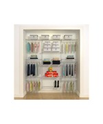 freedomRail Triple Hang Kids Wire Closet