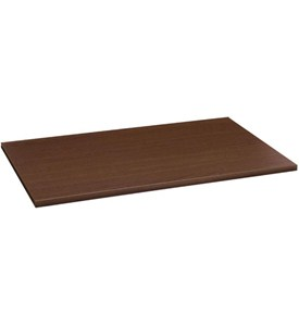 freedomRail 14 Inch Solid Shelf - Chocolate Pear Image
