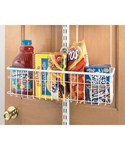 freedomRail Large Over Door Basket