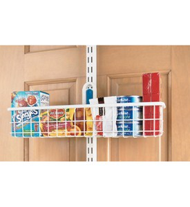 freedomRail Over Door Pantry Basket Image