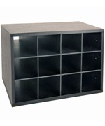 freedomRail Shoe Cubby O-Box - Midnight Live