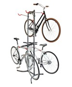 Freestanding Four-Bike Rack