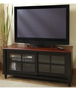 French Country TV Stand by Convenience Concepts