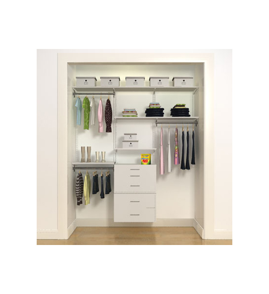 Wonderful FreedomRail Kids Closet Style C Price: $741.48
