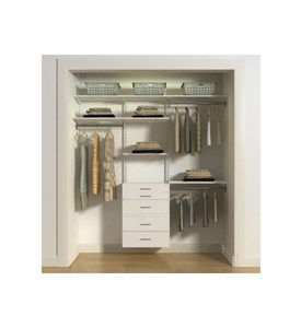 freedomRail Closet Hanging - Drawers Image