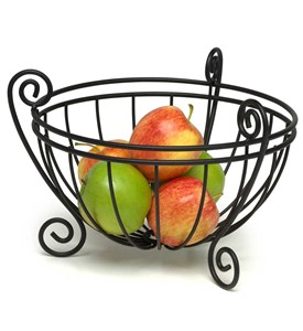 Fruit Bowl - Scroll Design Image