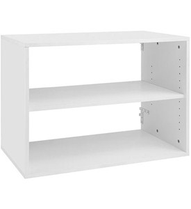 freedomRail Big O-Box Shelf Unit - White Image