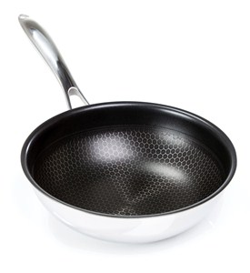 Frying Pan - Black Cube Image