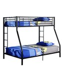 Full Bunk Bed - Metal by Walker Edison