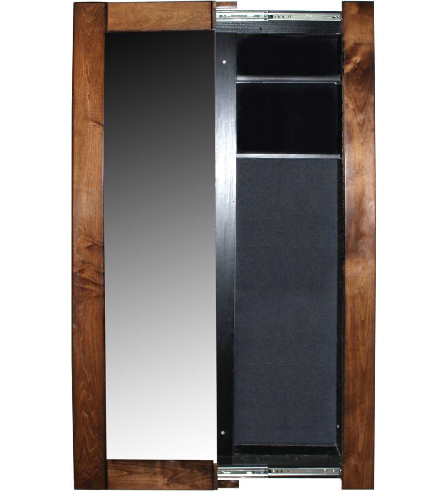 Full Length Mirror Cabinet In Home Safes