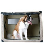 Fully Collapsible Portable Dog Kennel