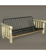 Futon Frame by Rustic Natural Cedar